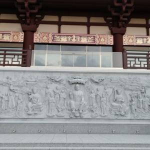 まるで台湾に来てるような佛光山法水寺