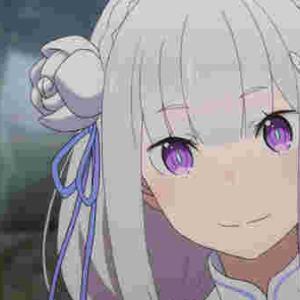 『Re:ゼロから始める異世界生活』エミリア