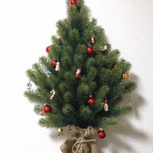 猫がいてもクリスマスを楽しむ!クリスマスツリー