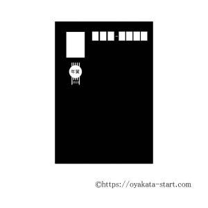 【1F_和室】年賀状の大量処分~残すべき量はどのくらい?