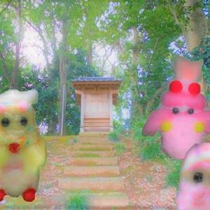 森の中の神社   子供のころのこと