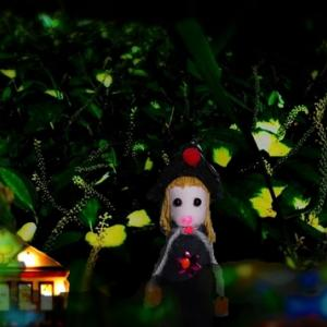 森のカフェにようこそ    あなたはこの世の隠れ家
