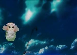 天空の浮遊精霊    青い空のミチシルベ