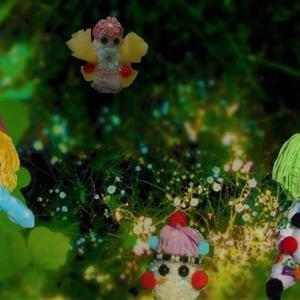 蛍火草と妖精   彼女と彼のルームシェア