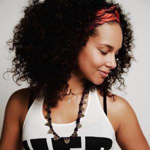 Alicia Keys 憧れる最高の女性