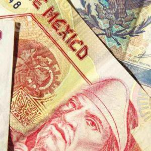 ペソはコロナ後最高値更新も反落 メキシコペソのスワップ成績(1月17日週)