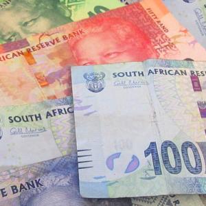 上昇頭打ち 南アフリカランドのスワップ成績(9月6日週)