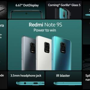 Xiaomi Redmi Note 9SとHUAWEI nova lite 3+(プラス)をコスパ観点で徹底比較