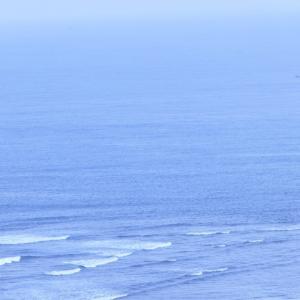 ウインターサーフ物語。「『春の海 ひねもすのたり のたりかな』の気分の波に乗って乗られて揺れて揺られて のたり のたりの のたりかな」の巻。