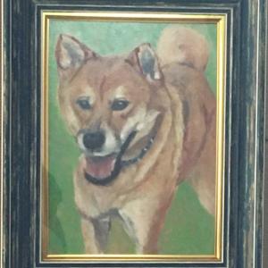 愛犬の似顔絵を描いてもらう!写真を元に作ってもらう愛犬グッズの癒し