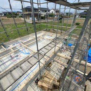 太田市龍舞町で、また建築します!