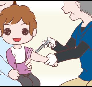 ゆうくん1歳の予防接種は不安でいっぱいでした