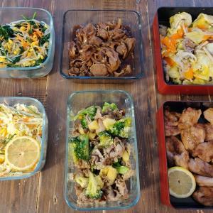 今週の作り置き:鶏の生姜焼きレシピ