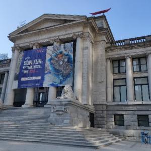 久しぶりの美術館