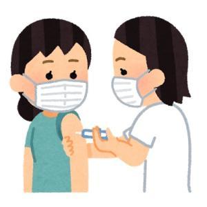 新型コロナワクチン接種翌日に、発熱などの副反応が出ることが多い