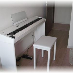息子のバイオリン奮闘記◆小3ー? 我が家に電子ピアノがやってきた!