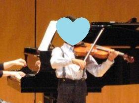 息子のバイオリン奮闘記◆小4ー? コンクールはお金がかかるね…
