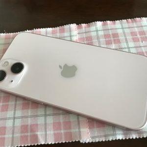 iPhone13に新調〜♪ おばさん目線で使ってみての感想など