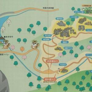 「磐座の森」(岐阜県恵那市)