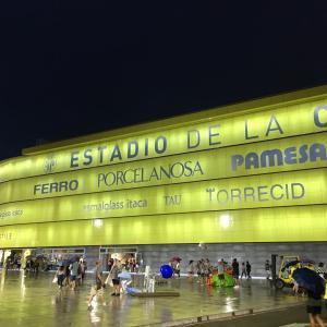 スペインの僻地ビジャレアルまでラ・リーガを観に行った話