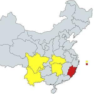 中国はどこでお茶を作っているの?トップ5の自治省自治州についての話