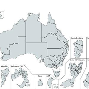 オーストラリアの都市について一言でまとめた話
