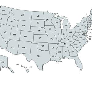 アメリカの都市について一言でまとめた話
