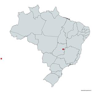 ブラジルの都市について一言でまとめた話