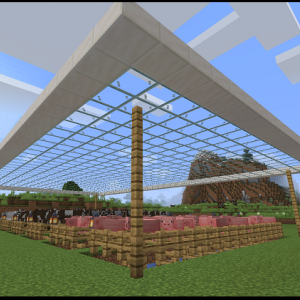 牛・羊屠畜場の改築完了!+豚も仲間入り。