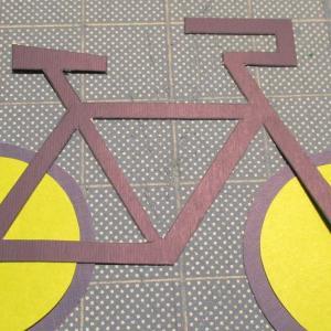 自転車カード。Bicycle Card