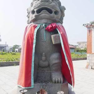 2019年台湾風獅爺の旅 風獅爺コレクションその36 金門城風獅爺B
