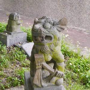 2019年台湾風獅爺の旅 風獅爺コレクションその136 尚義環保公園の風獅爺たち⑩