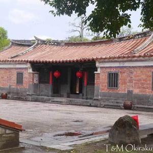 2019年台湾風獅爺の旅 林安泰古厝を見学する