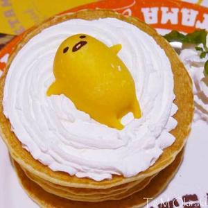 2019年台湾風獅爺の旅 蛋黄哥五星主厨餐廳(ぐでたまカフェ)でらぶりぃなランチ④ 閉店済み