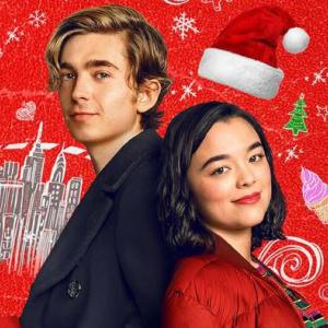 ダッシュ&リリー 感想 Netflix |可愛くて癒されるロマンチックドラマ