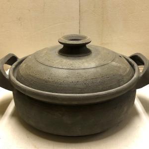 最終課題(だったはずの)土鍋