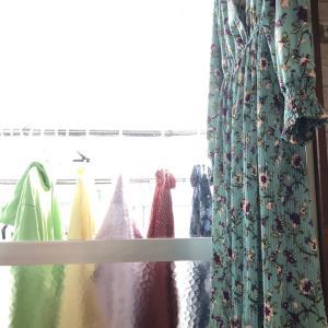オシャレ着もお家でお洗濯♡