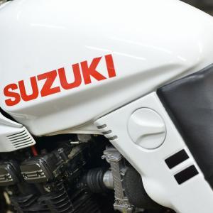 GSX750S メインハーネス交換 ASウオタニフルパワーキット モトガジェット The motoscope pro verⅡ (モトスコープ プロ バージョンⅡ)などなど