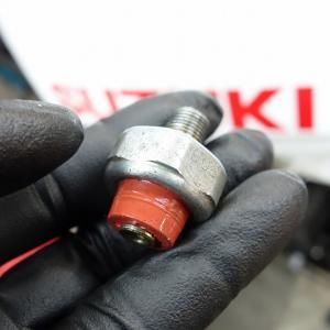 ③GSX750S メインハーネス交換 ASウオタニフルパワーキット モトガジェット The motoscope pro verⅡ (モトスコープ プロ バージョンⅡ)などなど