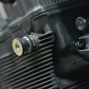 【便利ネタ】スズキ油冷 GSX-R750/1100系    94570-04A00 クツシヨン、カウリング代替丸型防振ゴム