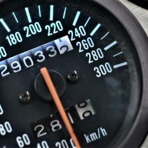 ⑦GSX-R1100K キャブメンテOH メインハーネス交換 デイトナ AQUAPROVA(アクアプローバ)HG TEMP METER取り付け ミシュランROAD5タイヤ交換
