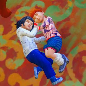 グリフィン&ロイヤルの幼年時代