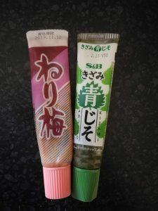 ドイツで手に入れられる日本食材、日本から持ってくるべき食材 その2