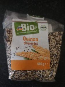 ドイツでも雑穀米を炊く!