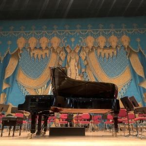 日露文化交流コンサート ウラジオストク公演