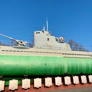 ウラジオストク C-56潜水艦博物館