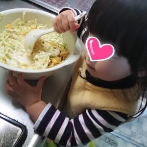 やっぱり、、お好み焼きは子供からシニアまでだーい好き~♪