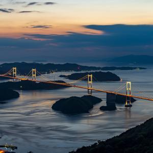 2019年10月から「しまなみ海道・はまかぜ海道スタンプラリー」が始まります