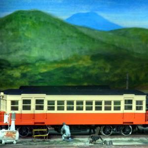 機械式気動車と混合列車