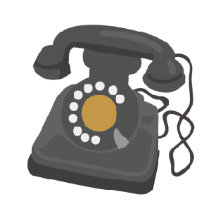 12月16日は『電話創業の日』どう話していいのか困らなかったのかな?